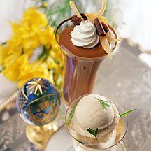 Godiva Orange Chocolate Mousse