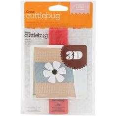 Cuttlebug Cricut Cuttlebug A2 3D Embossing Folder and Border, Gingham Cuttlebug http://www.amazon.com/dp/B00JXL49FE/ref=cm_sw_r_pi_dp_dtKUwb154KP7R