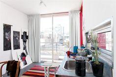 Un espacio de trabajo en la terraza | ESPACIO LIVING