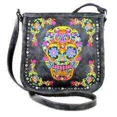 Sugar Skull Handbag (ONLY 1 LEFT)