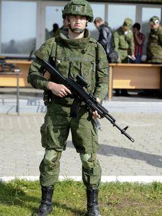 Автомат Ак-12 выбран основным для экипировки «Ратник» http://russian.rt.com/article/75650