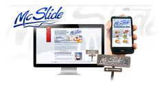 McSlide businessconcept - StefanAchterberg.nl T Mo, Media Design, Phone, Telephone