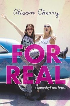 "For Real by Alison Cherry, Click to Start Reading eBook, From Alison Cherry, author of Red, a novel PW declares ""sparkles with wit,"" comes a terrific new book"