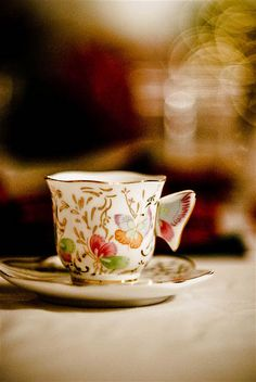 LOVE THIS teacup handle!!