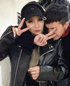 CL and GD in Paris