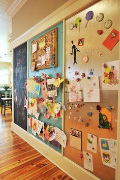 10 Creative Ways To Display Kid's Artwork | Chalk Kids