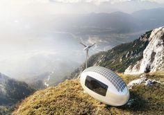 Ecocapsule lets you live off-the-grid anywhere in the world | Inhabitat - Sustainable Design Innovation, Eco Architecture, Green Building