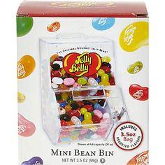 Jelly Belly mini bean bin £12.00