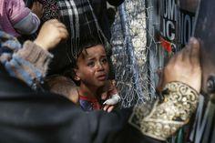 Les enfants migrants rêvent toujours d'une vie meilleure