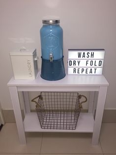 My new laundry accessories! Kmart Australia.  #Laundry #Kmart #HomeDecor