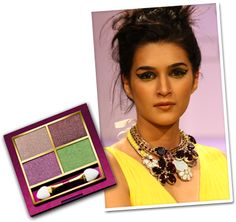 Beauty Trend | Two - tone Eyes Shadows