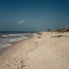 St. George Island.    Interested in vacationing in the area?  Click here for accommodations: http://collinsvacationrentals.com/