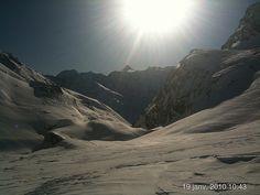 Col des Fours Val d'Isère
