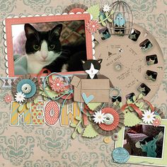 CREDITS: That Darn Cat by mle Card; Fuss Free: Reel Me In by Fiddle-Dee-Dee Designs; font is Droid Sans Mono