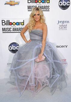 Carrie Underwood Billboard Awards