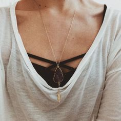 Get Strapped into this super soft and stretchy bralette. It features a…