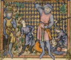 Manuscript BNF Latin 1023 Bréviaire de Philippe le Bel Folio 007v Dating 1290-1295 From Paris, Frankreich Holding Institution Bibliothèque Nationale