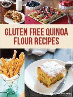 Quinoa Pumpkin Pancakes Recipe 2. Simple Quinoa Crackers Recipe ...