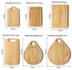 How To Have An Easy Woodworking Project When it comes to woodworking, there is a vast world to learn about. From types of wood to which tools are best, you will find that there is no end to your education. Wood Chopping Block, Wooden Chopping Boards, Wood Cutting Boards, Wooden Projects, Wooden Crafts, Diy Projects, Easy Woodworking Projects, Fine Woodworking, Wooden Kitchen