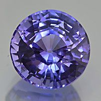 Tanzanite is a rare gem.[3][4] It is found only in the foothills of Mount Kilimanjaro. The mineral was named by Tiffany & Co. after Tanzania, the country in which it was discovered