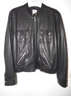 Ebay veste en cuir femme