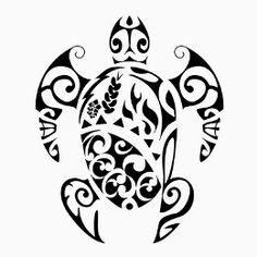 mayan turtle | TATTOO TRIBES - Dai forma ai tuoi sogni: Tatuaggi Tribali con ...