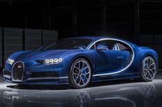 4. Bugatti Chiron. 2.540.339 euros