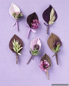 Leaf Boutonniere How-To, I saw this product on TV and have already lost 24 pounds! http://weightpage222.com