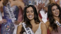 Miss Columbia wins Miss Universe 2014
