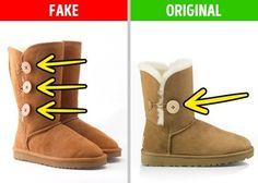 11 συμβουλές που θα σας βοηθήσουν να ξεχωρίσετε το αυθεντικό προϊόν από την απομίμηση. - Toftiaxa.gr Sac Michael Kors, Baskets Adidas, Ugg Boots, Uggs, The Originals, Shoes, Plus Jamais, Fashion, Leather Label