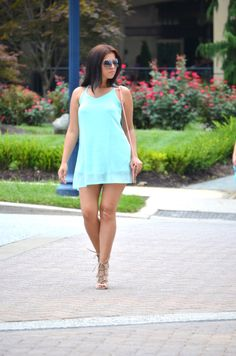 Candy Colors  #streetstyle #outfitideas #dresses #summerstyle #fashionideas