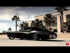 Beautiful, Black, Bagged and Slammed 1972 Classic Buick Riviera! This Is How Perfection Looks Like! - Muscle Cars Zone!
