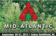 The Mid-Atlantic Logging & Biomass Expo is almost here!
