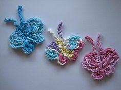 Ravelry: Beginner's Butterfly pattern by Erin Burger