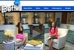 Warm Weather Leather: Courtney Allegras featured on Better TV Show Video, Fashion Tv, Best Tv, Warm Weather, Dawn, Leather