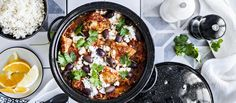 Couscous, Paella, Feta, Curry, Good Food, Ethnic Recipes, Easy Dinners, Curries, Health Foods