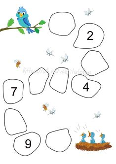 Kindergarten Addition Worksheets, Printable Preschool Worksheets, Subtraction Kindergarten, Preschool Writing, Numbers Preschool, Preschool Learning Activities, Teaching Kids, Teaching Geography, Free Activities