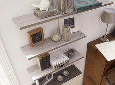 Tablettes décoratives, le rangement tendance ! | Leroy Merlin