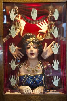 Arcade at Coney Island Park Tarot, Gypsy Fortune Teller, Penny Arcade, Island Park, Fun Fair, Fortune Telling, Vintage Circus, Coney Island, Macabre