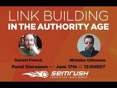 Link Building in the Authority Age Panel Discussion - http://www.highpa20s.com/link-building/link-building-in-the-authority-age-panel-discussion/