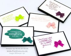 Stampin' Up! Demonstrator Pootles - Pootlers Team Blog Hop New In Colours! Click through for more details and more projects!