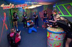 Bundy Bowl & Leisure  17 Lester St Bundaberg Qld  4670 Telephone: 07 4152 4334 bundybowl.com.au lasertag