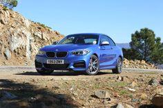 BMW M235i Estoril Blue #2014 #BMW #M235i
