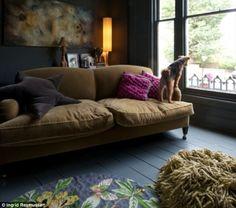 Interiors special: Abigail's wonderlounge | Daily Mail Online