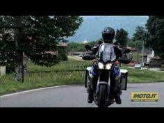 Nico Cereghini presenta su Moto.it la Yamaha XT 1200 Z Super Ténéré - Pa...