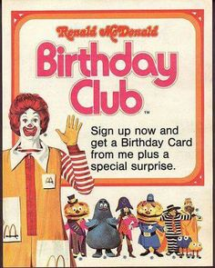 Scary Clown Mascot wishes you a joyous birth celebration.