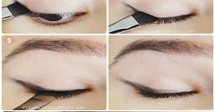 Learn how to master that dramatic, retro cat eye look. | From social-facts