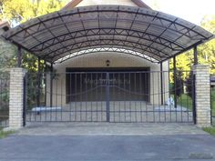 Carport Sheds, Carport Patio, Steel Structure Buildings, Roof Structure, Shed Design, Building Design, Outdoor Pavillion, Car Shed, Welded Metal Projects