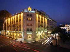 Heritage Hotels of Saigon Places) - Ho Chi Minh City, Vietnam Vietnam Voyage, Vietnam Travel, Asia Travel, Ho Chi Minh Ville, Ho Chi Minh City, Top Hotels, Best Hotels, Royal Brunei Airlines, Vietnam Ho Chi Minh