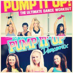 Pump it up burn it lose it dvd